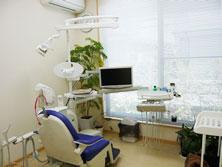 理由2、全個室診療室を完備。患者様のプライバシー対策を重視して設計しました。