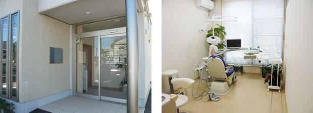 広々!全個室型診療室でプライバシー対策も万全